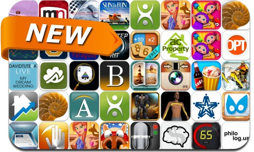 Newly Released iPhone & iPad Apps - March 27