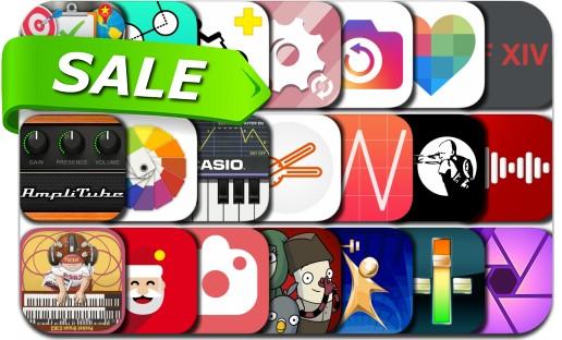 iPhone & iPad App Price Drops - December 7, 2017