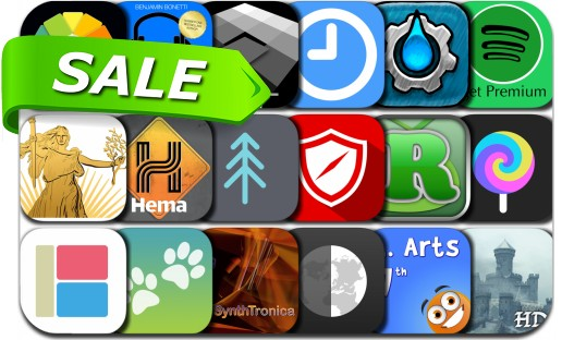 iPhone & iPad App Price Drops - January 15, 2016
