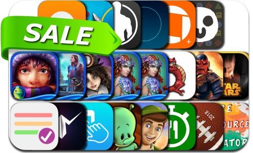 iPhone & iPad App Price Drops - August 14, 2018