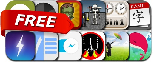 iPhone & iPad Apps Gone Free - October 23, 2017