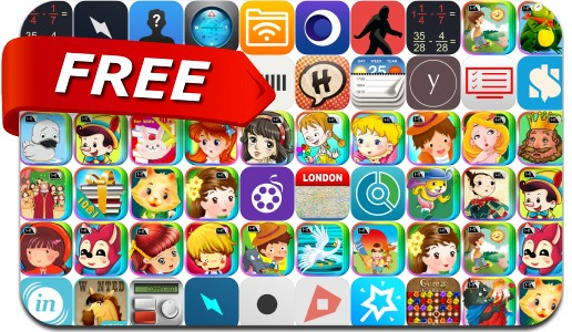 iPhone & iPad Apps Gone Free - January 16, 2016