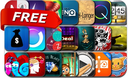 iPhone & iPad Apps Gone Free - October 13, 2014