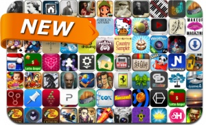 Newly Released iPhone and iPad Apps - November 29