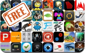 iPhone and iPad Apps Gone Free - September 2