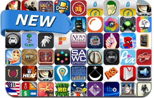 Newly Released iPhone & iPad Apps - April 25