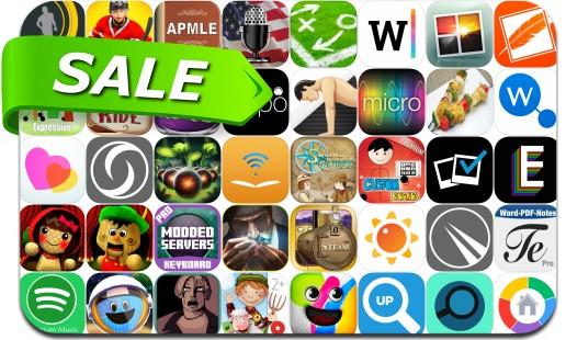 iPhone & iPad App Price Drops - March 26, 2016