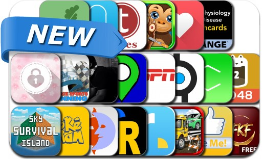 Newly Released iPhone & iPad Apps - June 2, 2014