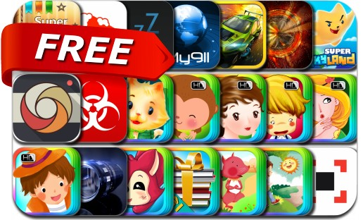 iPhone & iPad Apps Gone Free - October 2, 2014
