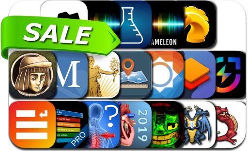 iPhone & iPad App Price Drops - April 13, 2021