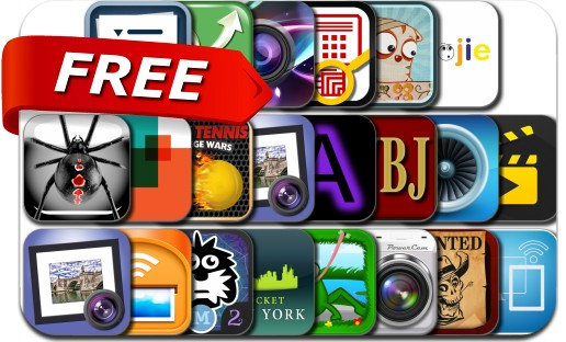 iPhone & iPad Apps Gone Free - October 29
