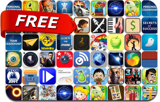 iPhone & iPad Apps Gone Free - May 17