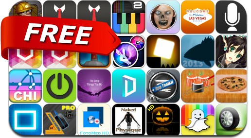 iPhone & iPad Apps Gone Free - October 6