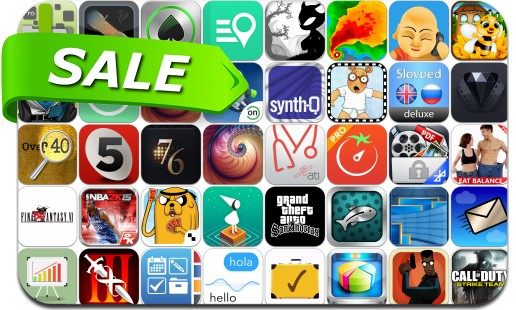 iPhone & iPad App Price Drops - May 6, 2015