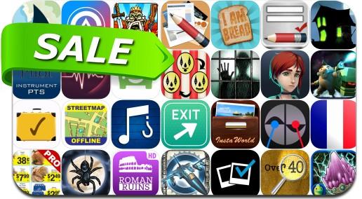 iPhone & iPad App Price Drops - October 28, 2015