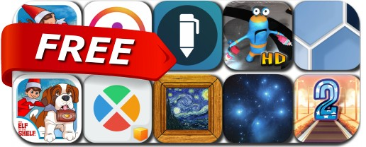 iPhone & iPad Apps Gone Free - December 8, 2016
