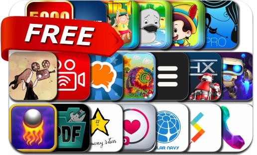 iPhone & iPad Apps Gone Free - February 5, 2014