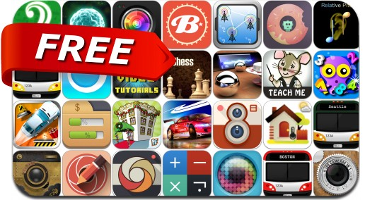 iPhone & iPad Apps Gone Free - June 6, 2014