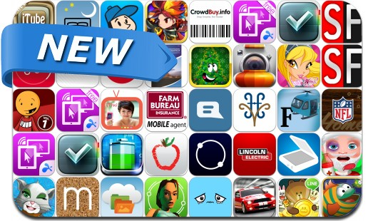 Newly Released iPhone & iPad Apps - December 18