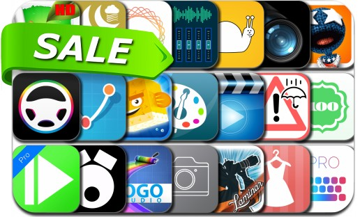 iPhone & iPad App Price Drops - October 5, 2014
