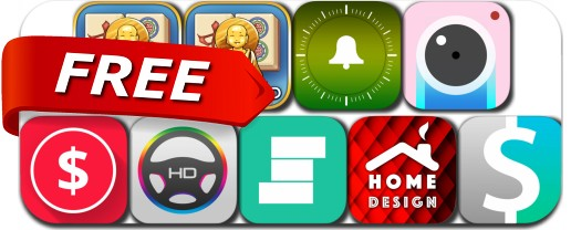 iPhone & iPad Apps Gone Free - January 12, 2016