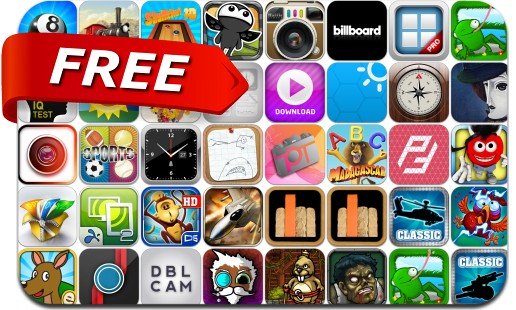 iPhone & iPad Apps Gone Free - June 6