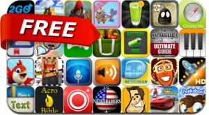 iPhone and iPad Apps Gone Free - January 22