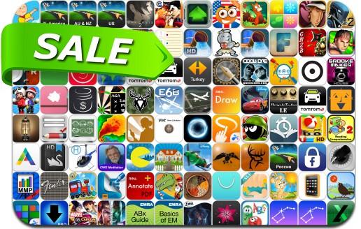 iPhone & iPad App Price Drops - December 13