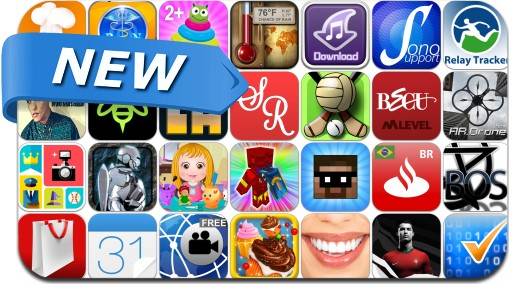Newly Released iPhone & iPad Apps - April 28
