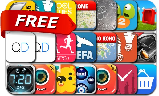 iPhone & iPad Apps Gone Free - December 14, 2014