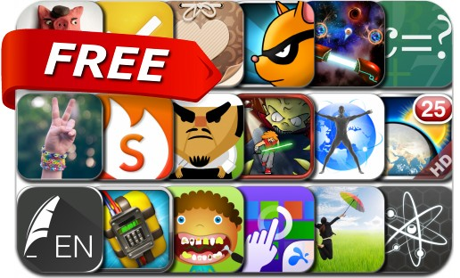 iPhone & iPad Apps Gone Free - March 25, 2014