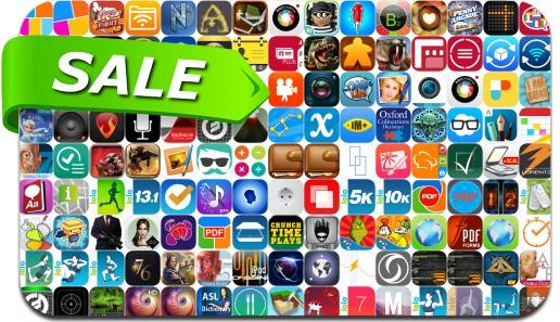 iPhone & iPad App Price Drops - November 26, 2015