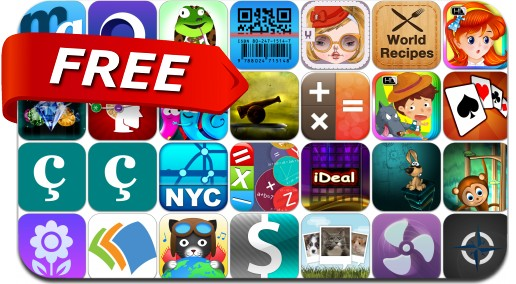 iPhone & iPad Apps Gone Free - October 10, 2014