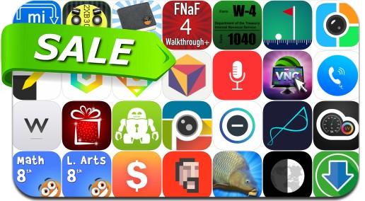 iPhone & iPad App Price Drops - October 25, 2019