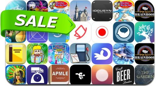 iPhone & iPad App Price Drops - November 13, 2017