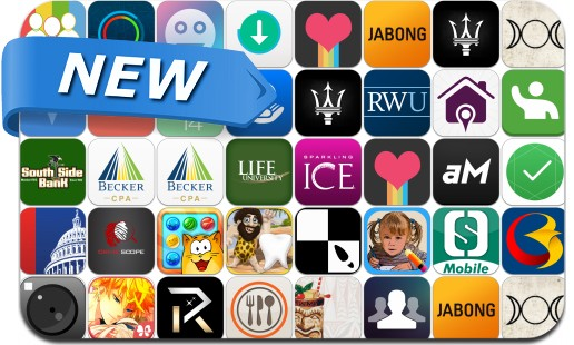 Newly Released iPhone & iPad Apps - April 16, 2014
