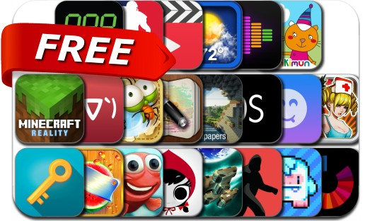 iPhone & iPad Apps Gone Free - January 23, 2015