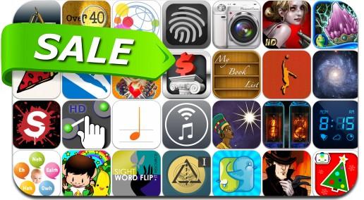 iPhone & iPad App Price Drops - December 3, 2014
