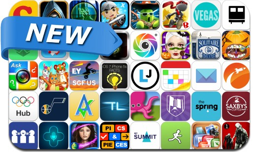 Newly Released iPhone & iPad Apps - October 31