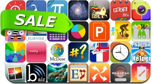 iPhone & iPad App Price Drops - April 12, 2015