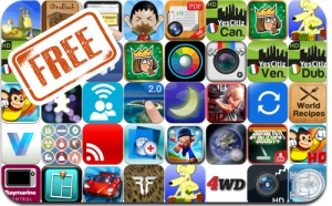 iPhone and iPad Apps Gone Free - November 13
