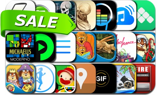 iPhone & iPad App Price Drops - December 8, 2015