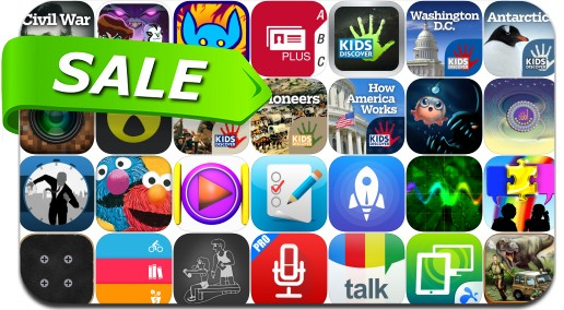 iPhone & iPad App Price Drops - October 6, 2015