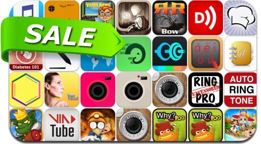 iPhone & iPad App Price Drops - January 27