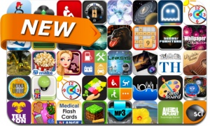 Newly Released iPhone and iPad Apps - December 16