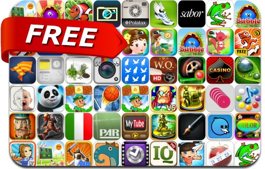 iPhone & iPad Apps Gone Free - March 15