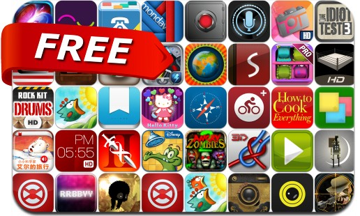 iPhone & iPad Apps Gone Free - July 8