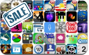 iPhone and iPad Apps Price Drops - August 26