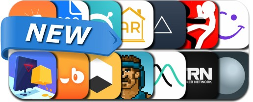 Newly Released iPhone & iPad Apps - October 9, 2017