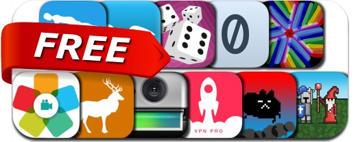 iPhone & iPad Apps Gone Free - July 30, 2018